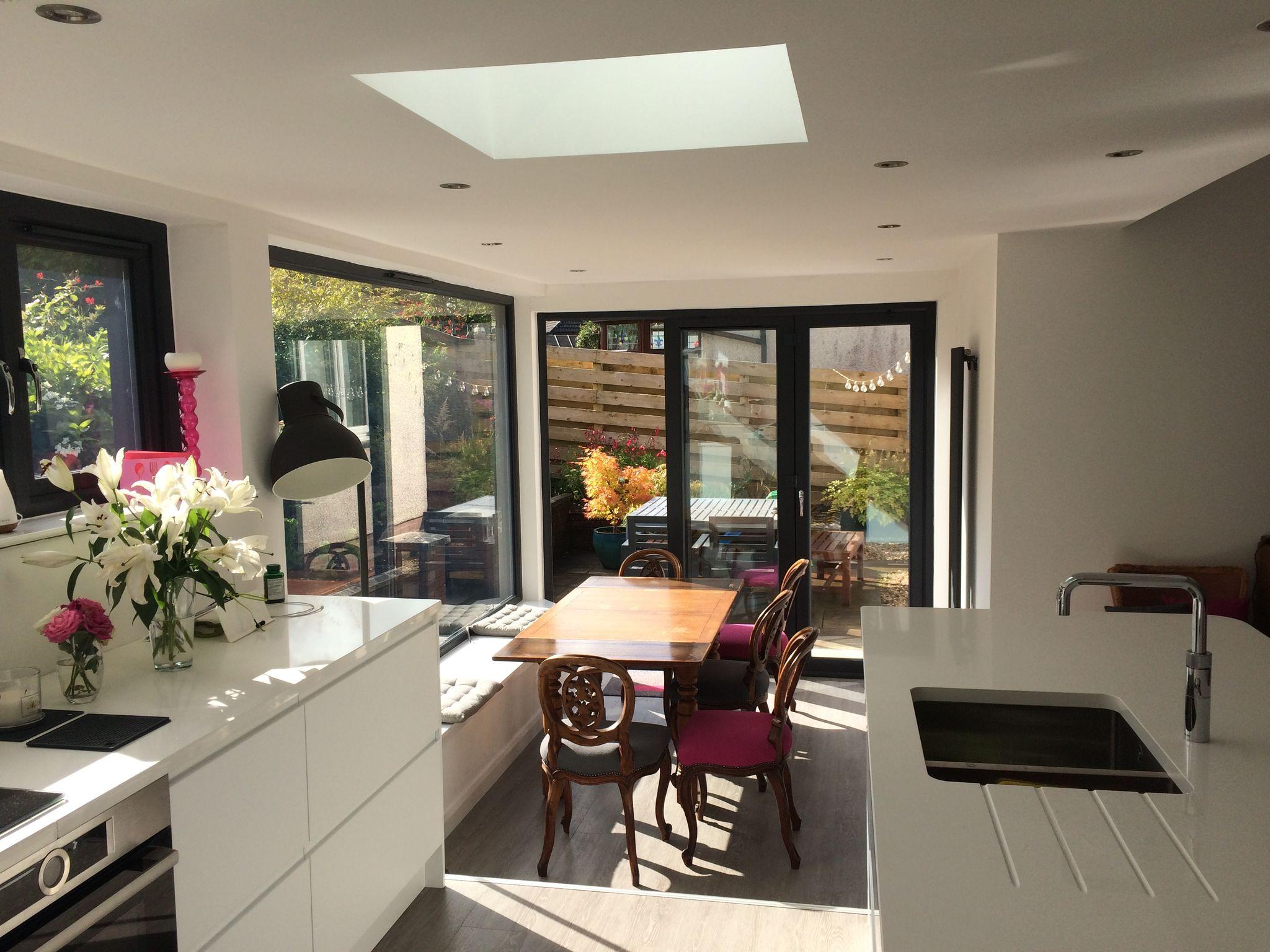 Flat roof window 2