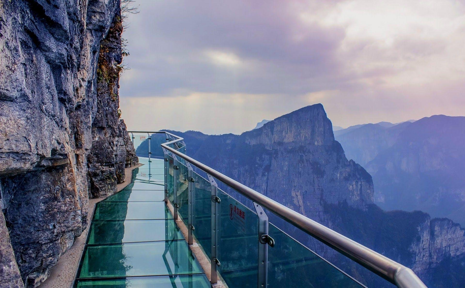 East Taiheng Glasswalk