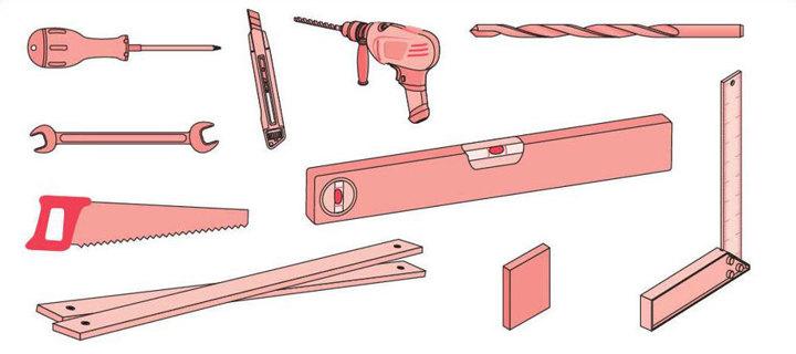Loft ladder tools