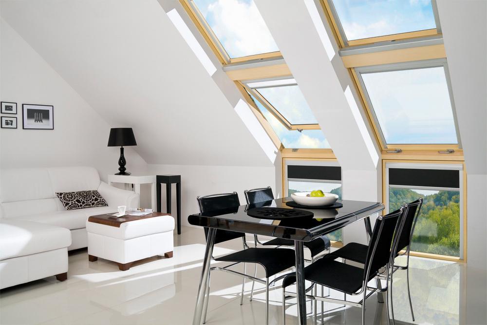 Fakro preselect roof window 7