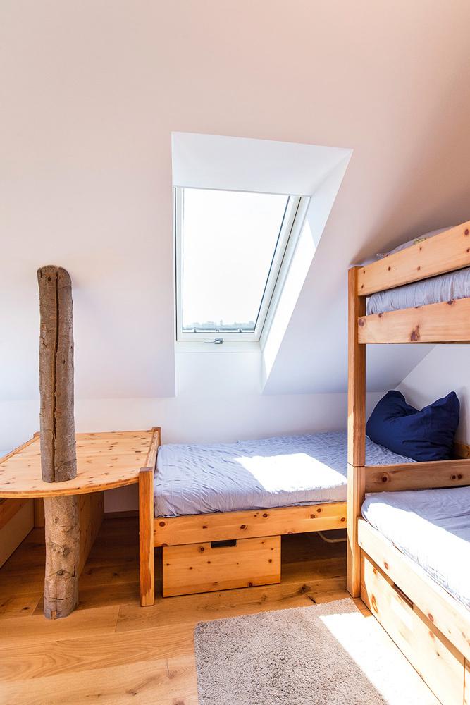 Fakro roof window 1