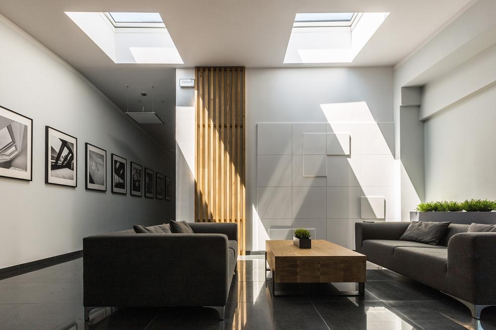 Fakro flat roof window 15