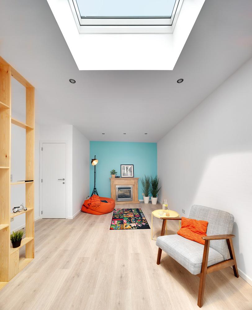 Fakro flat roof window 21