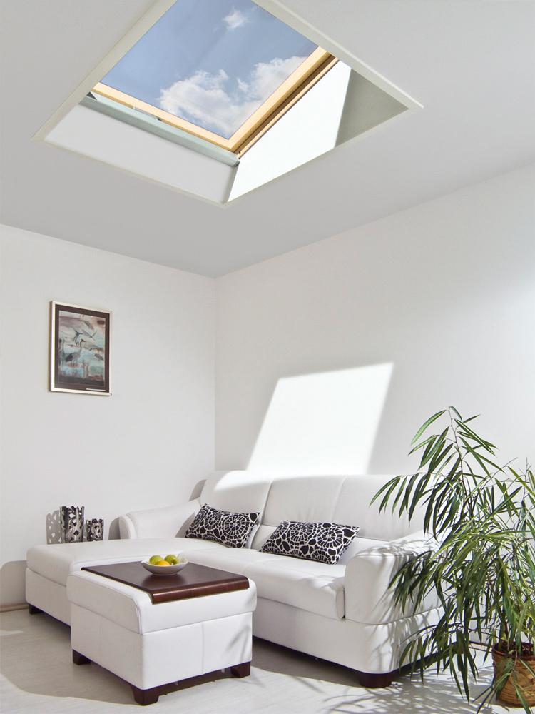 Fakro flat roof window 27