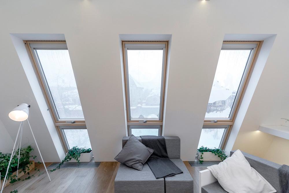 Fakro duet roof windows 4
