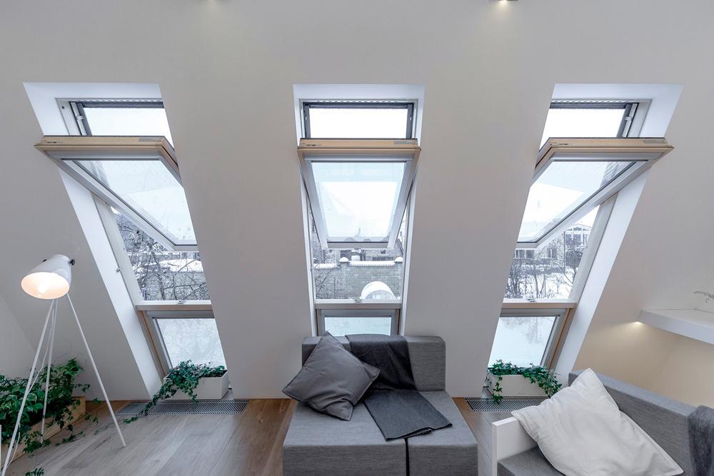 Fakro duet roof windows 5