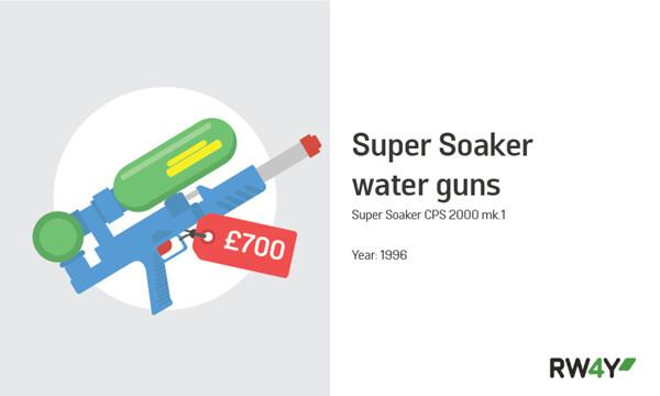 Super Soaker CPS 2000 mk.1 value graphic RW4Y