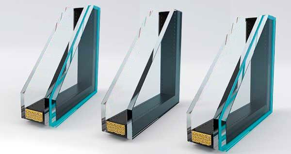 Warm glazing spacers