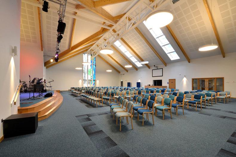 Dumfries Baptist Church