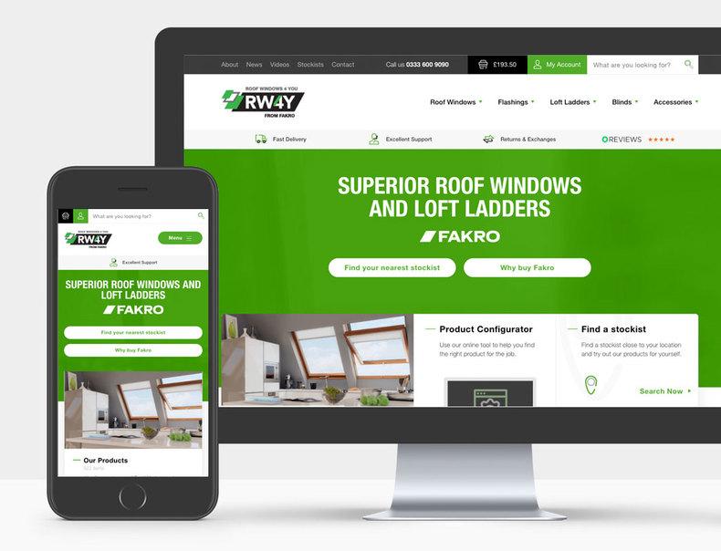 roof windows 4 you website