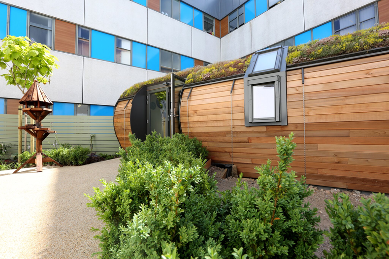 Green Unit at Colchester Hospital