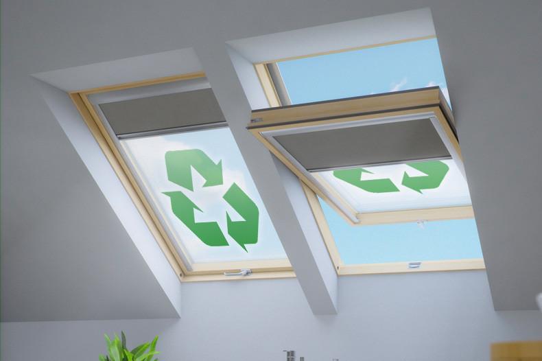 window glazing recycle