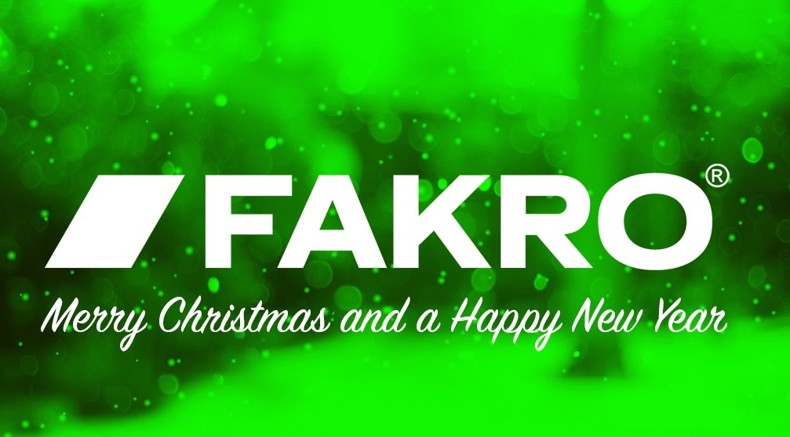 FAKRO Merry Christmas