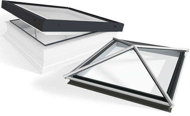 skylight and lantern roof differences