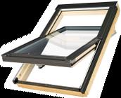 Energy-Efficient Roof Windows