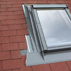 Flashings to Change the Angle to Install on Flat Roofs