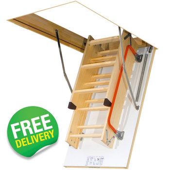 Wooden Loft Ladders