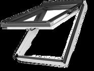 White PU Top Hung Roof Windows