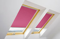 Pleated Blinds for Roof Window (APS)