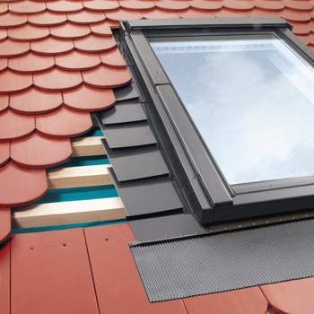 Plain Tile Flashing Kits for Roof Windows
