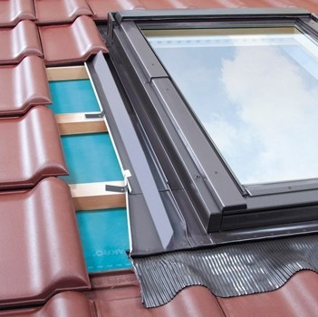 Profiled Roof Window Flashings