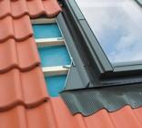 High-Profile Roof Window Flashings