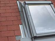 Angled High-Profile Roof Window Flashings