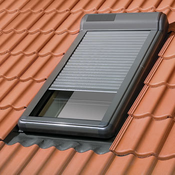 Roller Shutters for Roof Windows (ARZ)