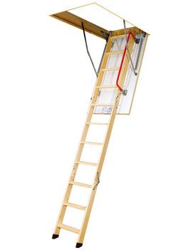 FAKRO Economy Wooden Loft Ladders (LWK)