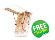 FAKRO Economy Loft Ladder - LWZ Plus