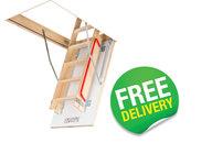 FAKRO Sliding Loft Ladder - LDK