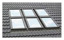 Combination Roof Window Flashings