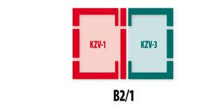 FAKRO B2/1 Combination Flashing Kits for Slate Roofs