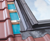 Profiled Roof Window Flashings Sale