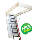 High Ceiling Loft Ladders