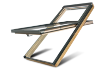 Raised Axis and L Shaped Windows