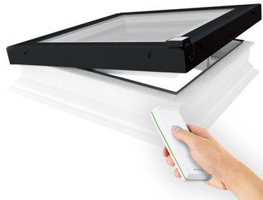 Flat Roof Skylight Windows