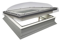 Electric Domed Roof Window