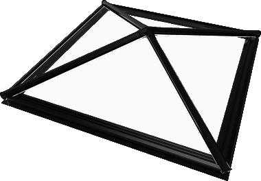 Contemporary Square Lantern Roofs