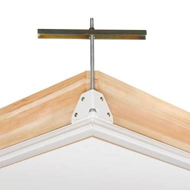 LSZ scissor loft ladder detail
