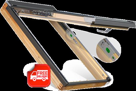 FAKRO preselect roof window