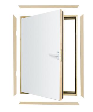 Drzwi kolankowe DWF szkielet (www)